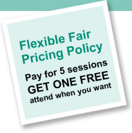 Flexible fair pricing policy
